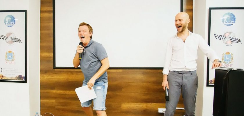 Мастер-Класс Олега Белецкого и Романа Клячкина
